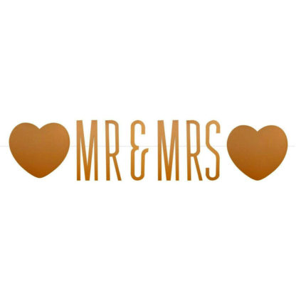 Product shot Mr And Mrs Bunting