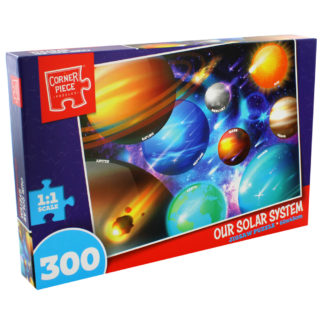 Product shot Our Solar System 300 Piece Jigsaw Puzzle