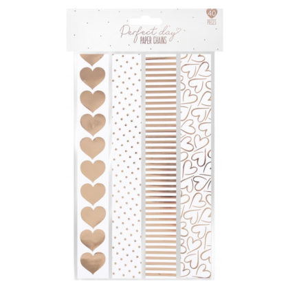 Product shot Paper Chains: Pack Of 40