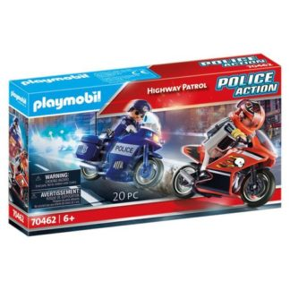 Playmobil 70462 Police Action Highway Patrol (Exclusive)