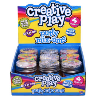 Product shot Putty Mix Assorted