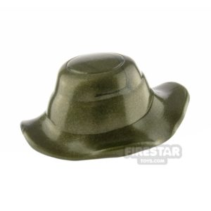 Product shot SI-DAN - Boonie Hat - Iron Green