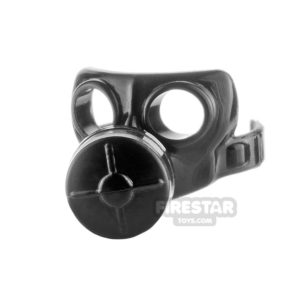 Product shot SI-DAN - Gas Mask Type 1 - Black