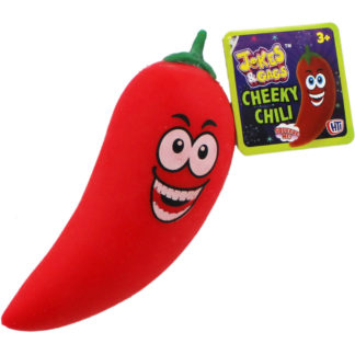 Product shot Squeezy Stress Relief Cheeky Chili Toy