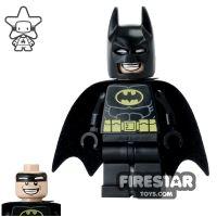 Product shot The LEGO Movie Mini Figure - Batman - Grin