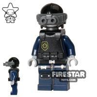 Product shot The LEGO Movie Mini Figure - Robo SWAT