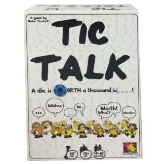 Product shot Tic Talk: Interactive Board Game