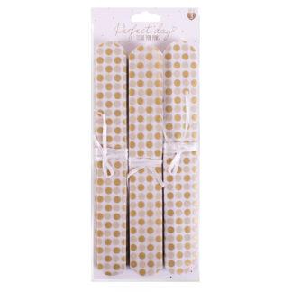 Product shot Tissue Pom Poms: Pack Of 3