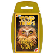 Top Trumps Card Game - Awesome Animals Edition