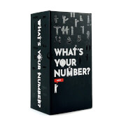 Whats Your Number NSFW Card Game