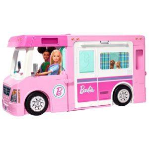 Barbie 3-In-1 Dreamcamper Playset