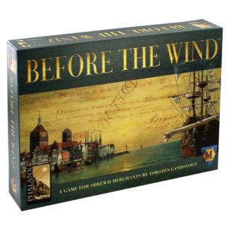 Product shot Before The Wind Board Game