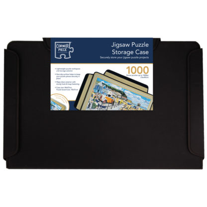 Product shot Corner Piece Jigsaw Puzzle Storage Case - For 1000 Piece Jigsaw