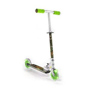 Dinosaur Scooter with Light Up Wheels