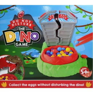 Product shot Do Not Disturb The Dino Game
