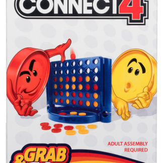 Hasbro Connect 4 Grab & Go Travel Game