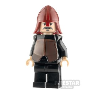 Product shot LEGO Avatar Minifigures Fire Nation Soldier