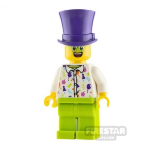 Product shot LEGO City Minfigure Birthday Party Guest