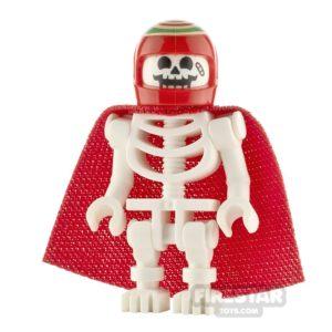 Product shot LEGO Hidden Side Minifigure Douglas Elton with Cape