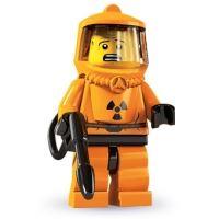Product shot LEGO Minifigures - Hazmat Guy