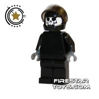 Product shot LEGO Space - Space Skull