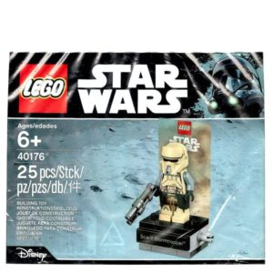 Product shot LEGO Star Wars 40176 Scarif Stormtrooper