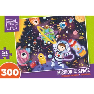 Product shot Mission To Space 300 Piece Jigsaw Puzzle