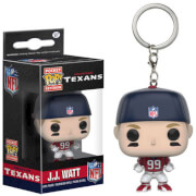 NFL J.J. Watt Pocket Pop! Vinyl Key Chain