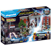 Playmobil Back to the Future Advent Calendar (70574)