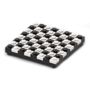 Product shot Standard Chess Board