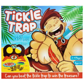 Product shot Tickle Trap Game