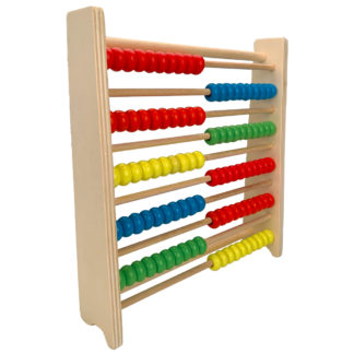 Product shot Wooden Abacus