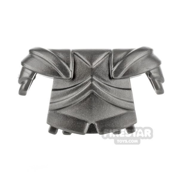 Product shot BrickWarriors - Plate Armour - Steel