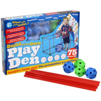 Product shot Build Your Own Den - 75 Piece Kit