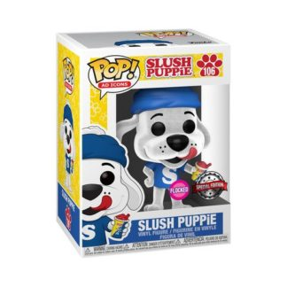 """Funko Pop! AD Icons: Icee - Slush Puppie (Flocked"