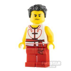 Product shot LEGO City Minifigure Dragon Boat Race Team Member 1