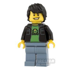 Product shot LEGO Dimensions Mini Figure - Gamer Kid