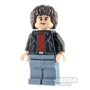 Product shot LEGO Dimensions Minifigure Michael Knight