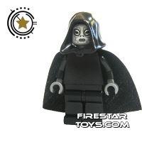 Product shot LEGO Harry Potter Mini Figure -  Death Eater Black Hood