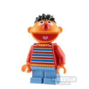 Product shot LEGO Ideas Sesame Street Ernie