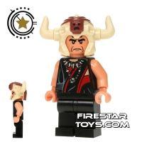 Product shot LEGO Indiana Jones Mini Figure - Mola Ram
