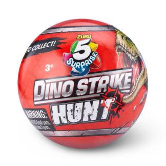 5 Surprise - Dino Strike Hunt by ZURU (Styles Vary)