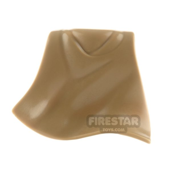Product shot Arealight Cape - Dark Tan Flexible Plastic