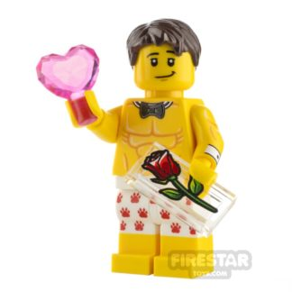 Product shot Custom Minifigure Brickkergram Male