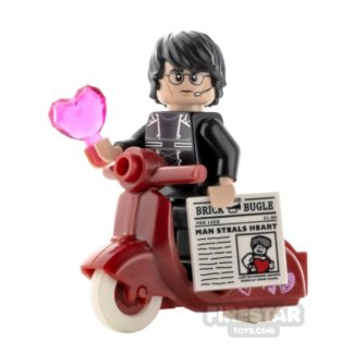 Product shot Custom Minifigure Mission Love Possible