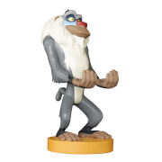 Disney Collectable Lion King Rafiki 8 Inch Cable Guy Controller and Smartphone Stand