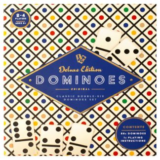 Product shot Dominoes Deluxe Edition Set