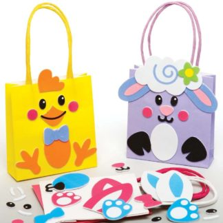 Easter Gift Bag Kits (Pack of 4)