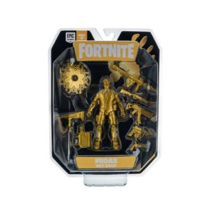 Fortnite Hot Drop Figure - Midas (Gold)
