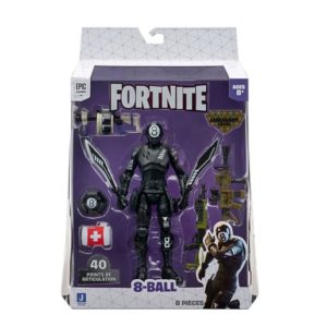 "Fortnite 6"" Legendary Series Figure Pack - 8 Ball"
